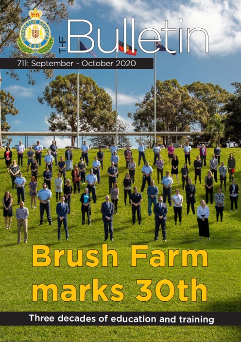 Brush FArm marks 30 years Bulletin article